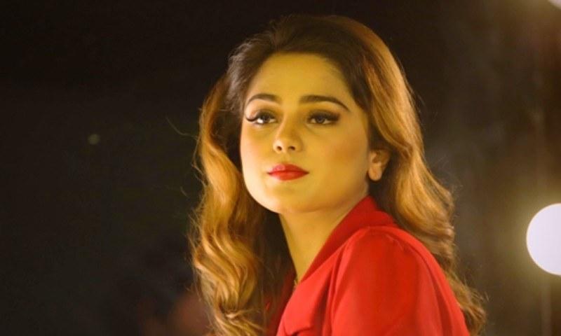 """ I am a huge fan of Mahira Khan"" revealed Aima Baig to BBC Urdu"