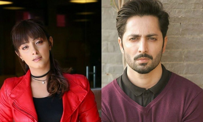 Sanam Chauhdry to be seen with Danish Taimoor once again in her next project!