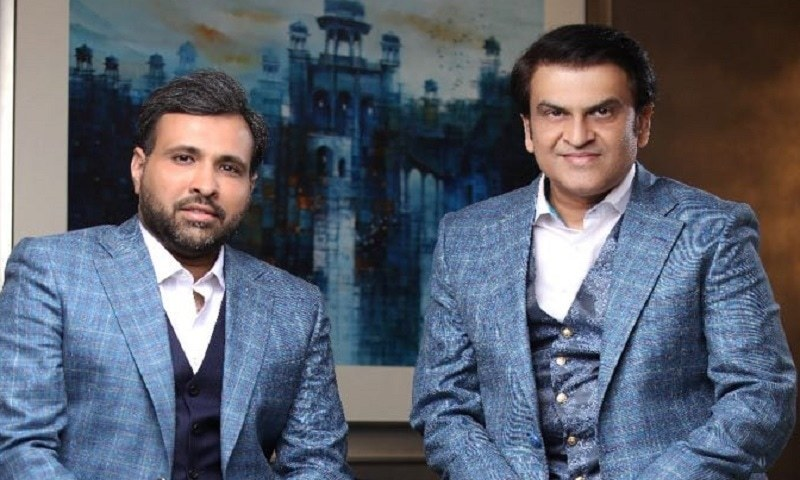 Abdullah Kadwani and Asad Qureshi, of 7th Sky Entertainment, hit another milestone with Geo partnership!