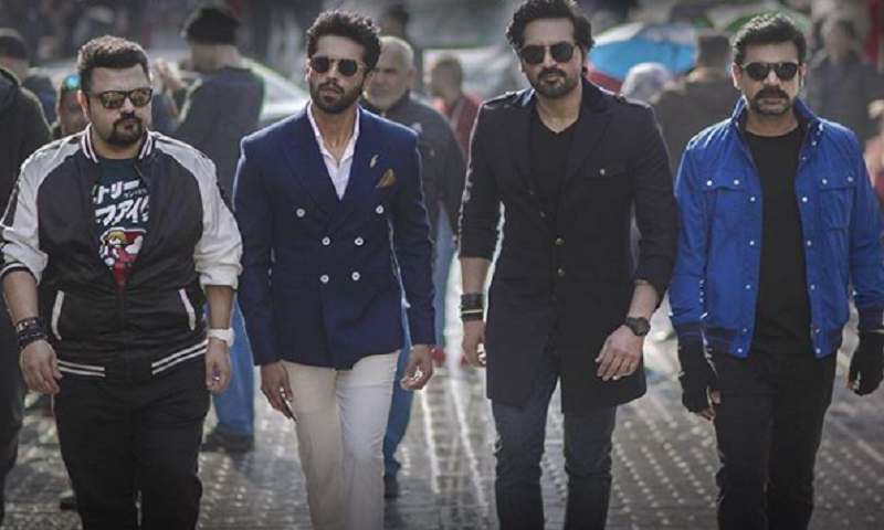 """JPNA 2 Is Going To Be Better Than The First Part,"" Reveals Humayun Saeed"