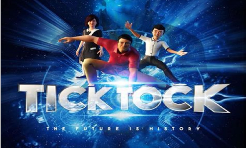 Tick Tock - A Fun Watch For Your Kids This Weekend!