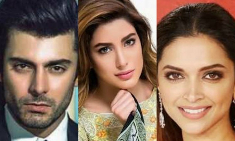 Fawad Khan, Mehwish Hayat, Deepika Padukone To Unite In Dubai For The Re-Launch Of 'Filmfare'