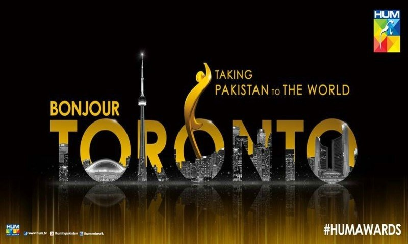 The 6th Hum Awards are heading to Toronto!
