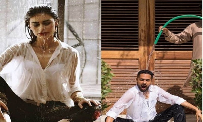Ali Gul Pir Recreates Popular Celebrity Photos And Leaves Us In Tears Of Laughter!