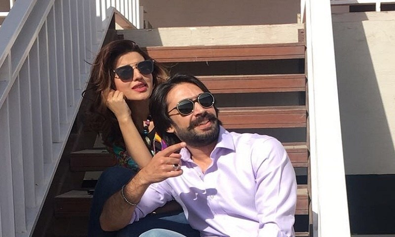 Hareem Farooq and Ali Rehman Khan return to TV in  'Main Khayal Hoon Kisi Aur Ka'