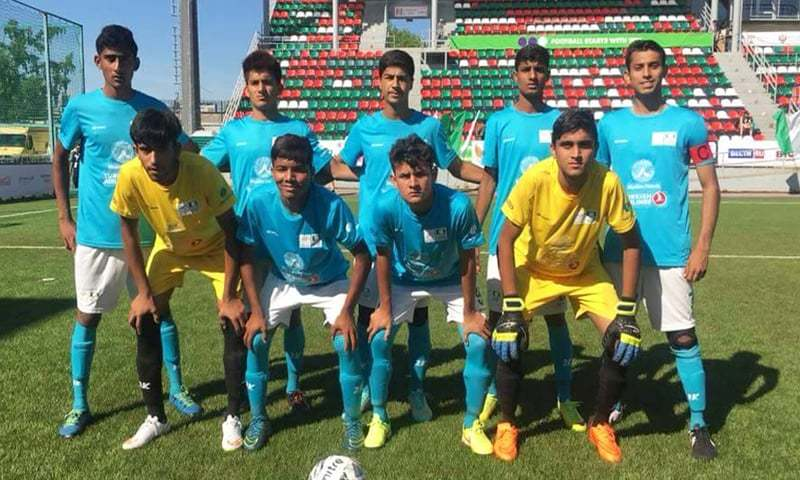 Team Pakistan make it to the Street-Child World Cup Final