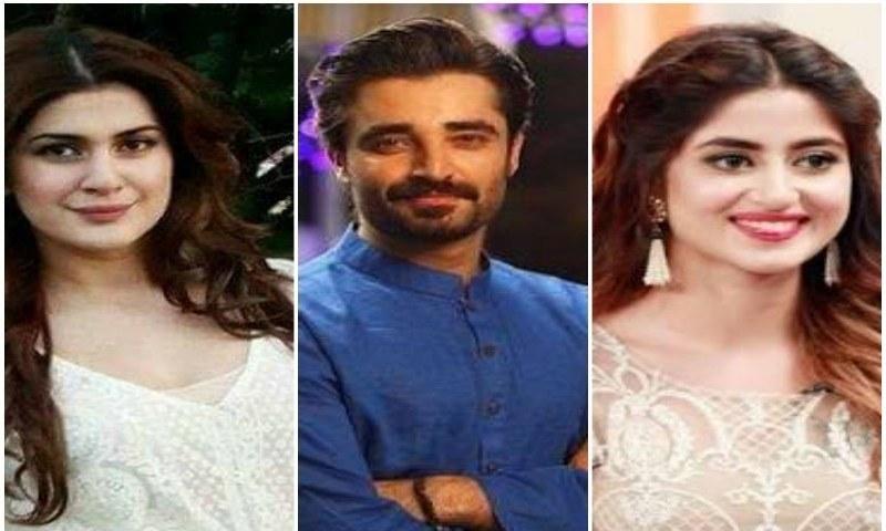 Hamza Ali Abbasi, Sajal Aly and Kubra Khan pair up for Alif