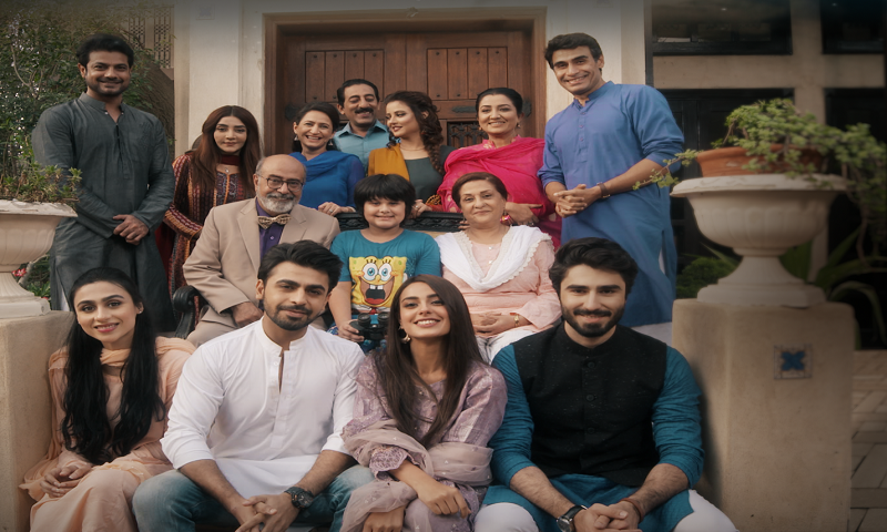 Suno Chanda; a tale of love, romance, emotions and a happy ending!