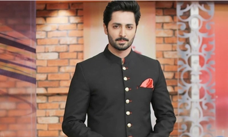 Danish Taimoor sets screen on fire with Ru Baru Tha Ishq teasers