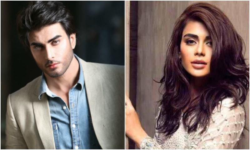Sadaf Kanwal and Imran Abbas are apparently not happy with what they saw in cinemas this Eid!
