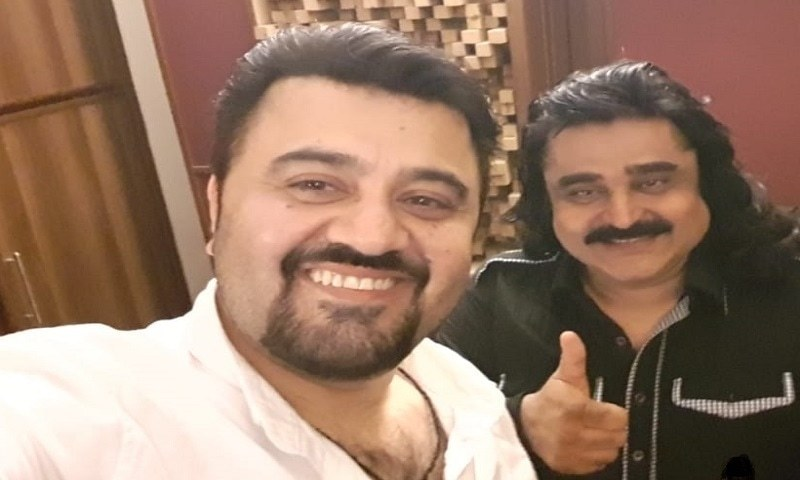 Ahmad Ali Butt, Arif Lohar collaborate for JPNA 2 title track!