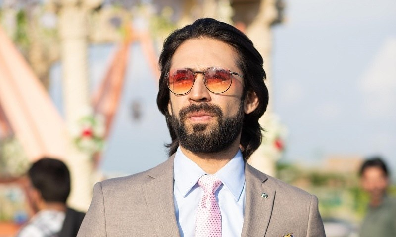 Ali Rehman To Set Stage On Fire As The Official Host Of Hum Awards 2018