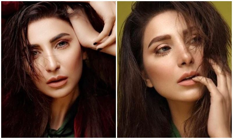 Model Areeba Habib talks about her transition to acting & her upcoming drama, Koi Chand Rakh Meri Shaam Par!