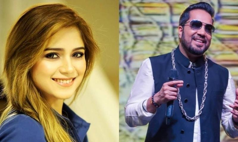 Mika Singh and Aima Baig To Collaborate For a Song - shares Aima