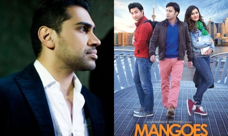 Qurram Hussain of Josh Signs Mangoes, a Canadian Series
