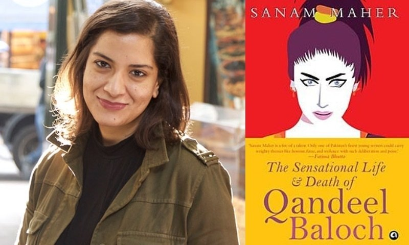 Sanam Maher's Book on Qandeel Baloch Shortlisted for Indian Literary Prize