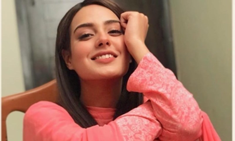 Iqra Aziz in Search of 'Perfect Script' to Make Movie Debut