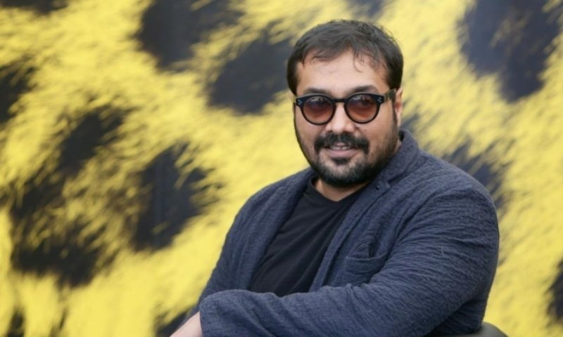 """I would love to Film In Pakistan,"" says Bollywood Director Anurag Kashyap"
