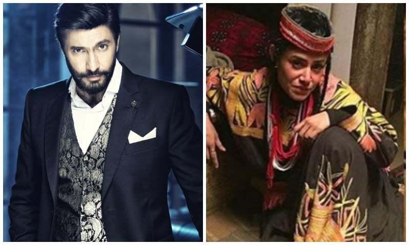 Aijaz Aslam, Angeline Malik pair up for Kalasha
