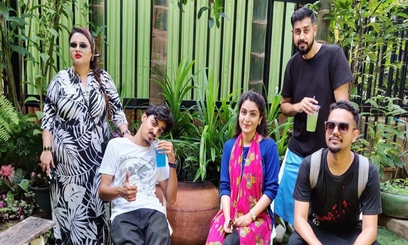 Ali Gul Pir, Faiza Saleem and Bekaar Films Invited by Thai Government for a Vacation!