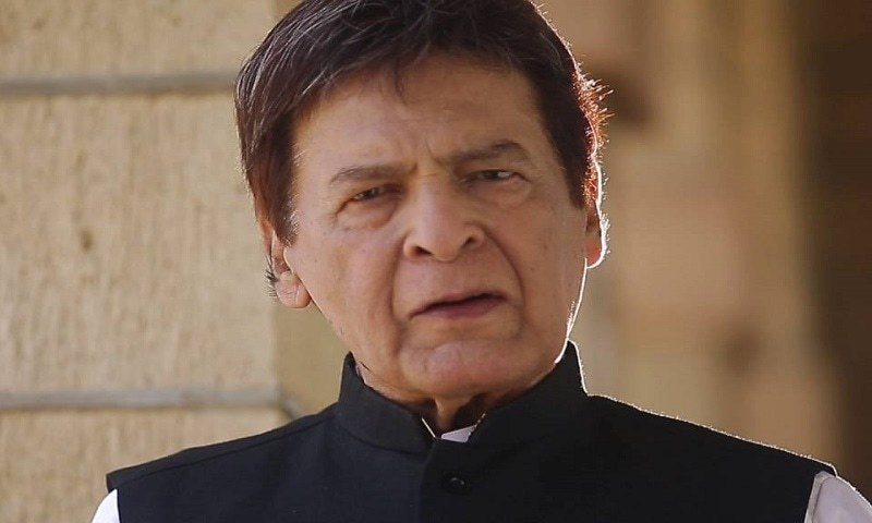 Legendary Actor Qavi Khan Makes Hollywood Debut!