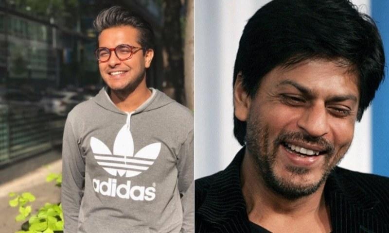 Shahrukh Khan and Asim Azhar Exchange Sweet Tweets!