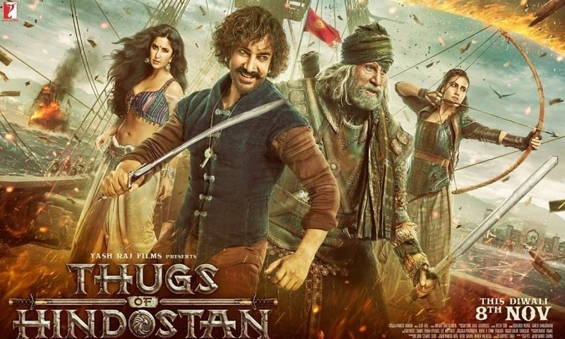 Thugs of Hindostan Might Be the Biggest Bollywood Release in Pakistan!