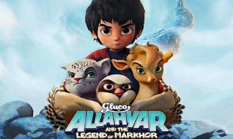 Allahyar and The Legend of Markhor brings home its first international award