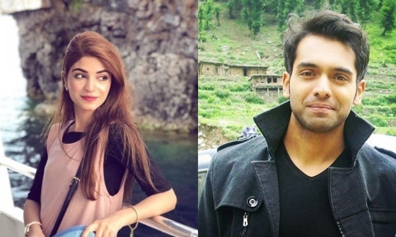 Teasers of 'Tu Ishq Hai' starring Kinza Hashmi and Faizan Khawaja are out now