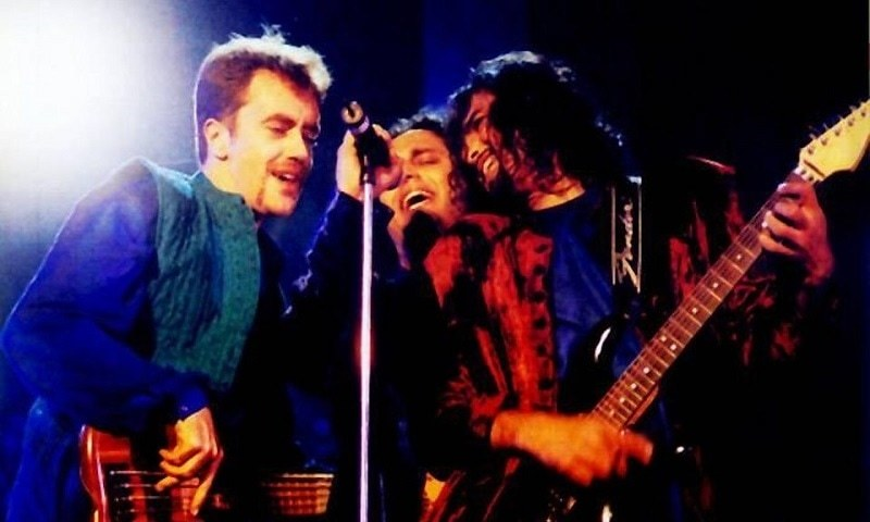 Junoon to come back live in concert after 13 years this
