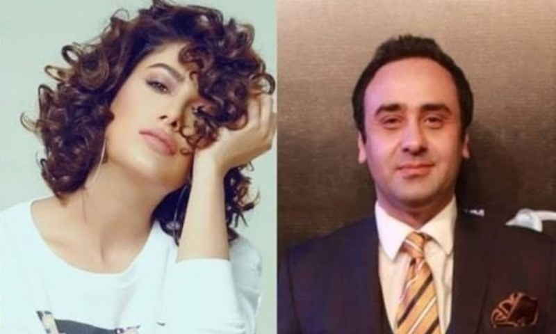 IMGC and Wajahat Rauf Team Up For The Mehwish Hayat WebSeries