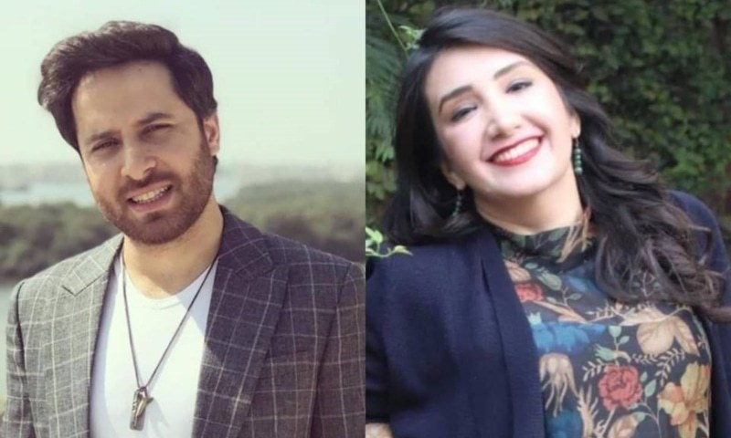Haroon Shahid & Zeb Bangash Will Make You Fall In Love With Their Latest Collaboration