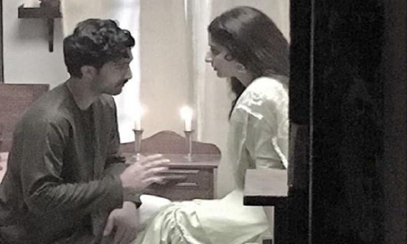 Ahad Raza Mir & Mawra Hocane set screens on fire in Aangan's latest teaser