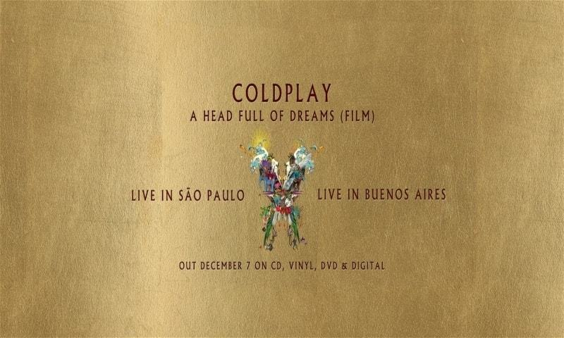 Malala featured in Coldplay's artwork!
