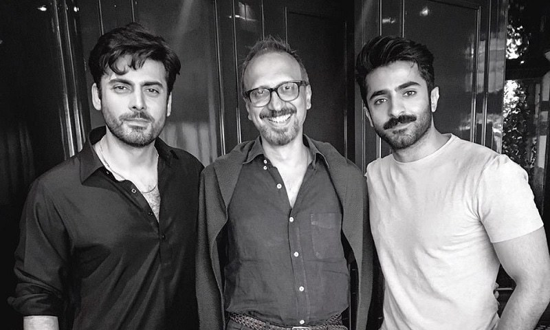 Good News: Fawad Khan and Zara Noor coming together for a film