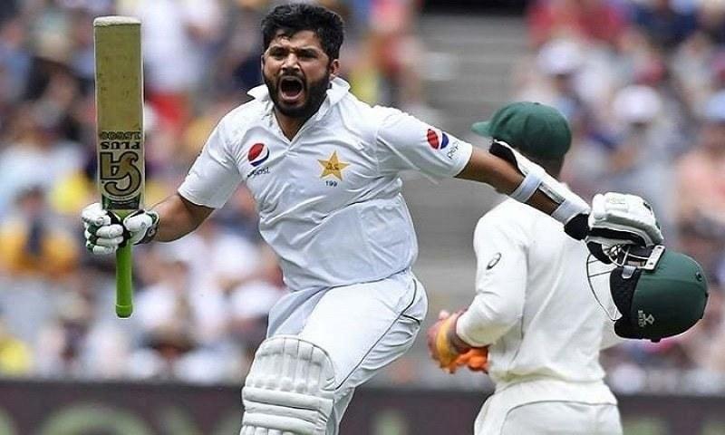 Azhar Ali holds fort for Pakistan