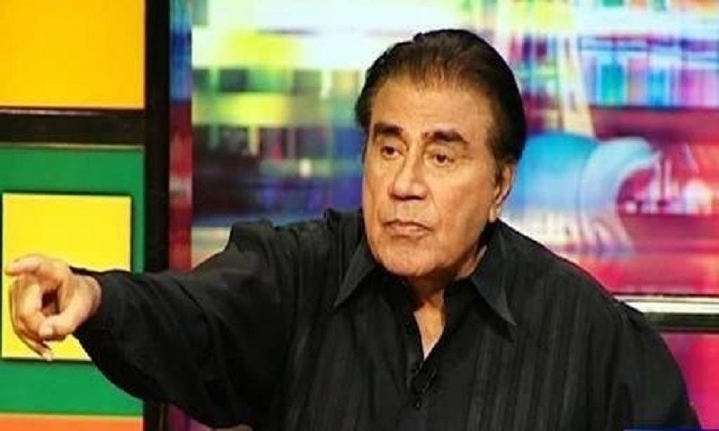 Veteran 'Neelam Ghar' host Tariq Aziz proves he's a real patriot!
