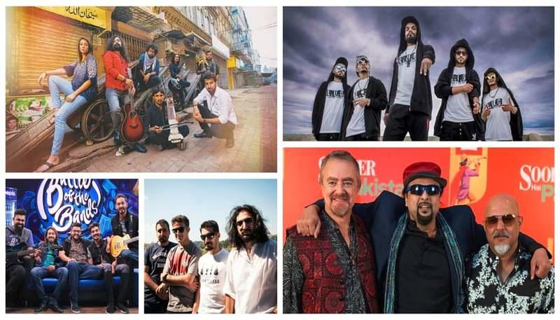We're Revealing the Opening Lineup for the Peek Freans Sooper Junoon Concert in Karachi!