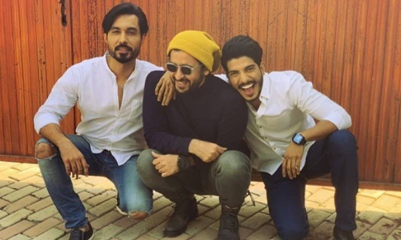 "Mohsin Abbas Haider & Sohail Haider Create Magic with ""Na Jaa"""