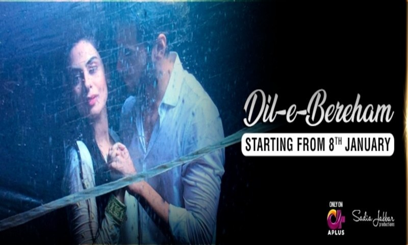 Dil e Bereham's OST grasps you with its powerful melody!