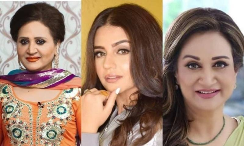 Exclusive: Zara Noor Abbas To Work With Aunt Bushra Ansari & Mother Asma Abbas For The First Time