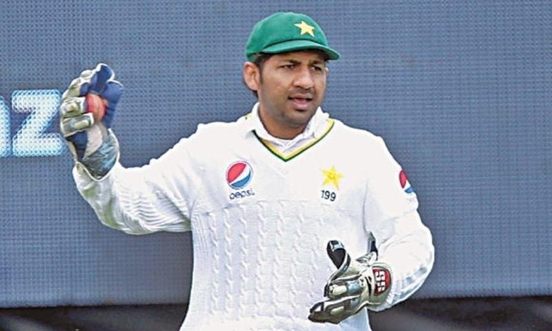 Sarfraz Ahmed sets a new record for Pakistan