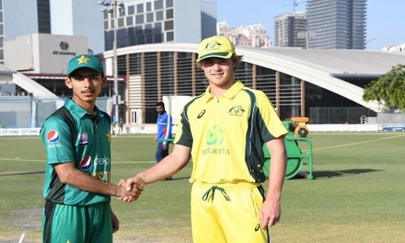 U16 Series: Australia score series equaling victory