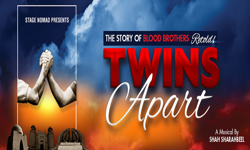Prepare to be moved with upcoming Stage Nomad Productions, Twins Apart