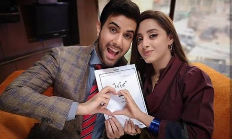 Exclusive: Sanam Chaudhry and Noor Hassan Begin Shooting For