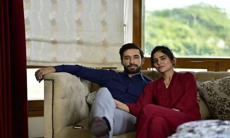 "Ali Rehman Khan and Sanam Baloch pair up for drama serial ""Khaas"""