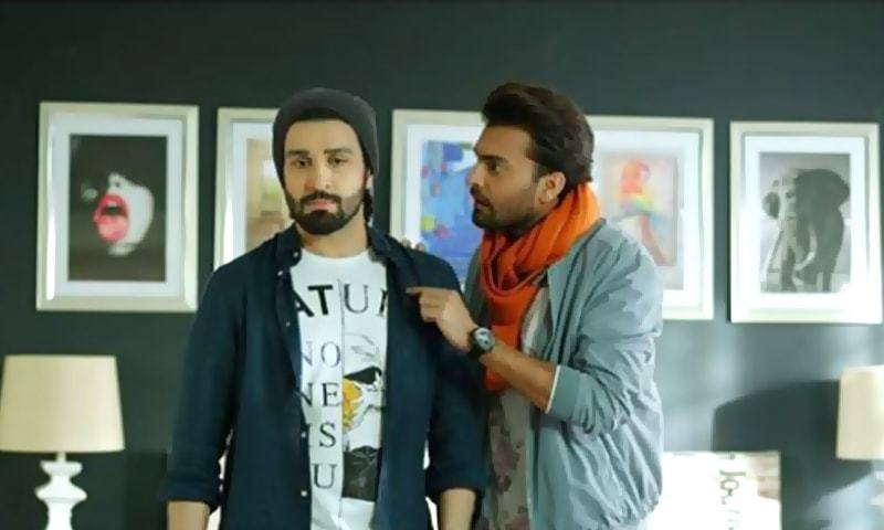 Wajahat Rauf introduces his boys of film #3!