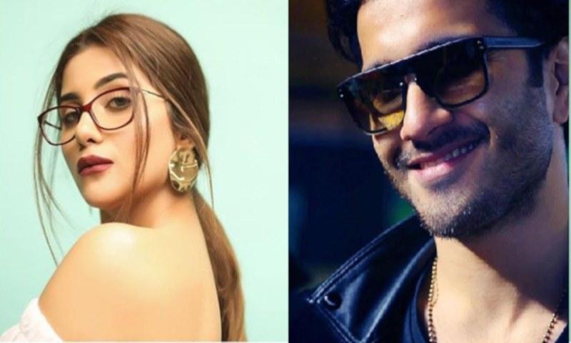 Feroze Khan and Sohai Ali Abro to star in a web series, announces IMGC