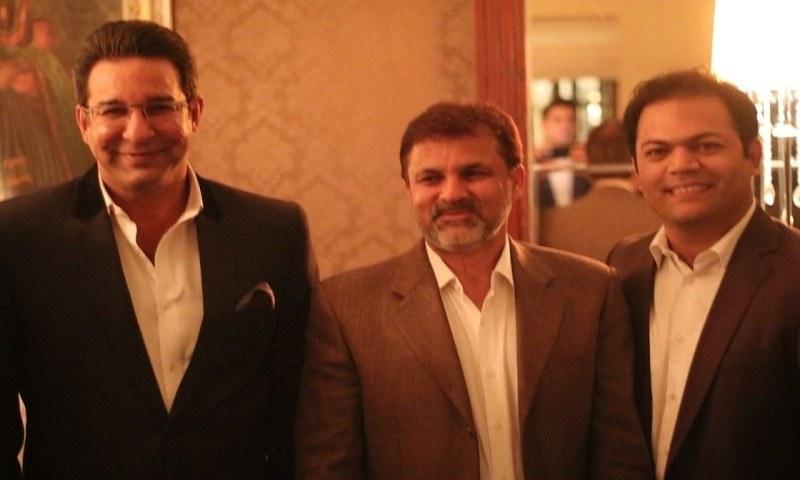 Zaheer Abbas and Sajeer Abbas launch channel Kidzone Plus