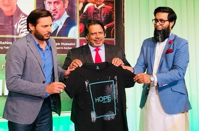 Legends of Humanity - Shahid Afridi and Jahangir Khan to Tour USA